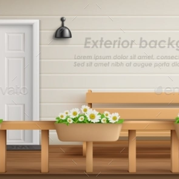 Open-air veranda clipart banner freeuse stock Outdoor and Veranda Graphics, Designs & Templates banner freeuse stock