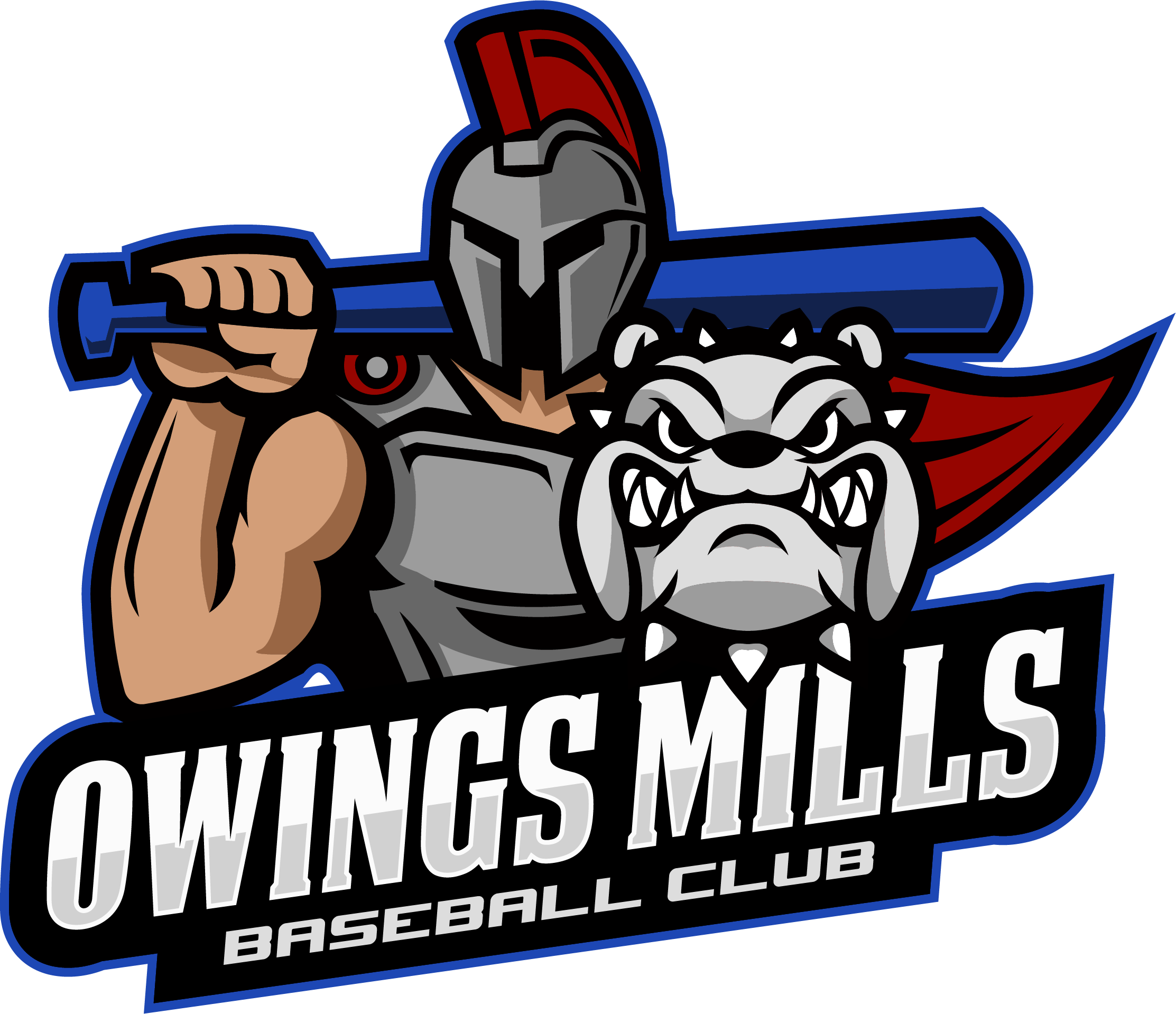 Opening day baseball clipart clipart free Owings Mills Spartans Baseball Club - (Owings Mills, MD) - powered ... clipart free
