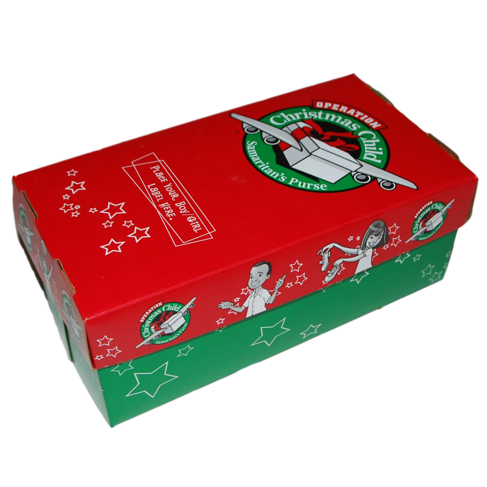 Operation christmas child shoebox clipart banner library download Meaningful Holiday Gift Ideas for Kids — Bravery Creek Company banner library download