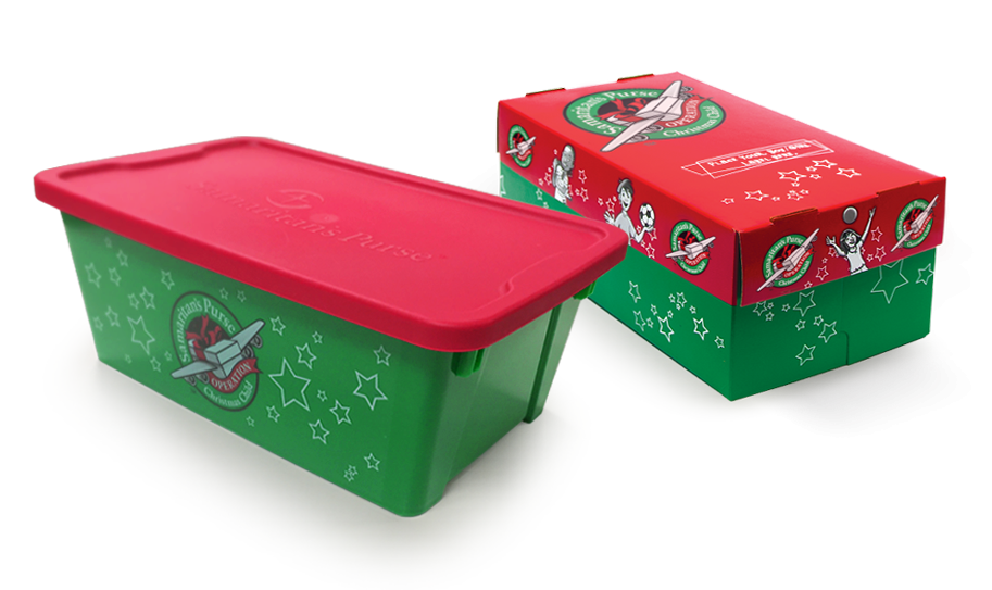 Operation christmas child shoebox clipart svg library download Christmas Shoe Box   beneconnoi svg library download