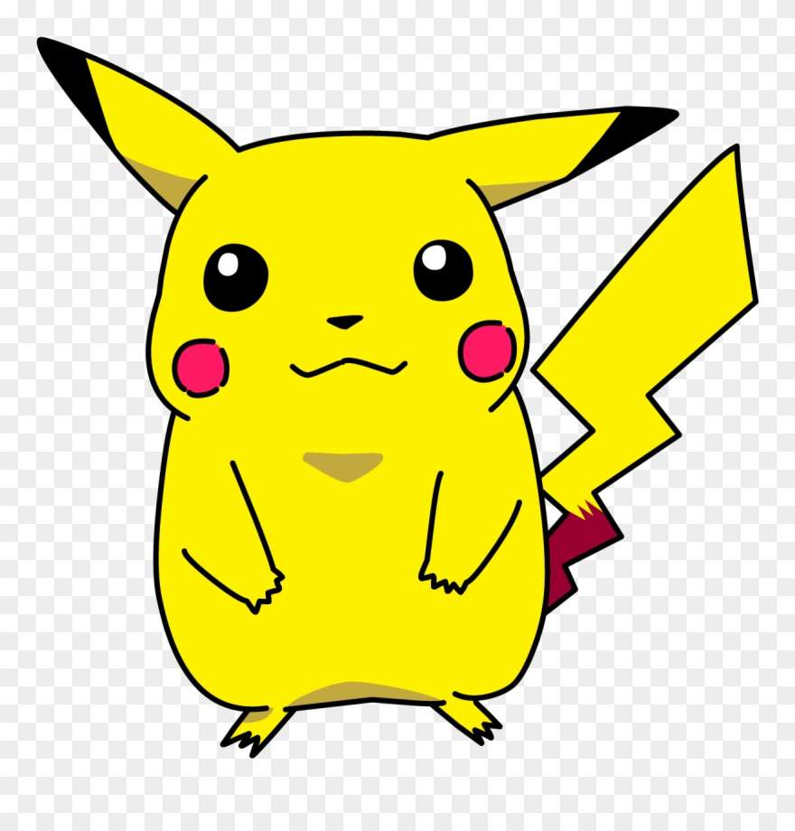 Opikachu clipart clip art freeuse download The Pokemon Wiki - Pokemon Pikachu Clipart (#334675) - PinClipart clip art freeuse download