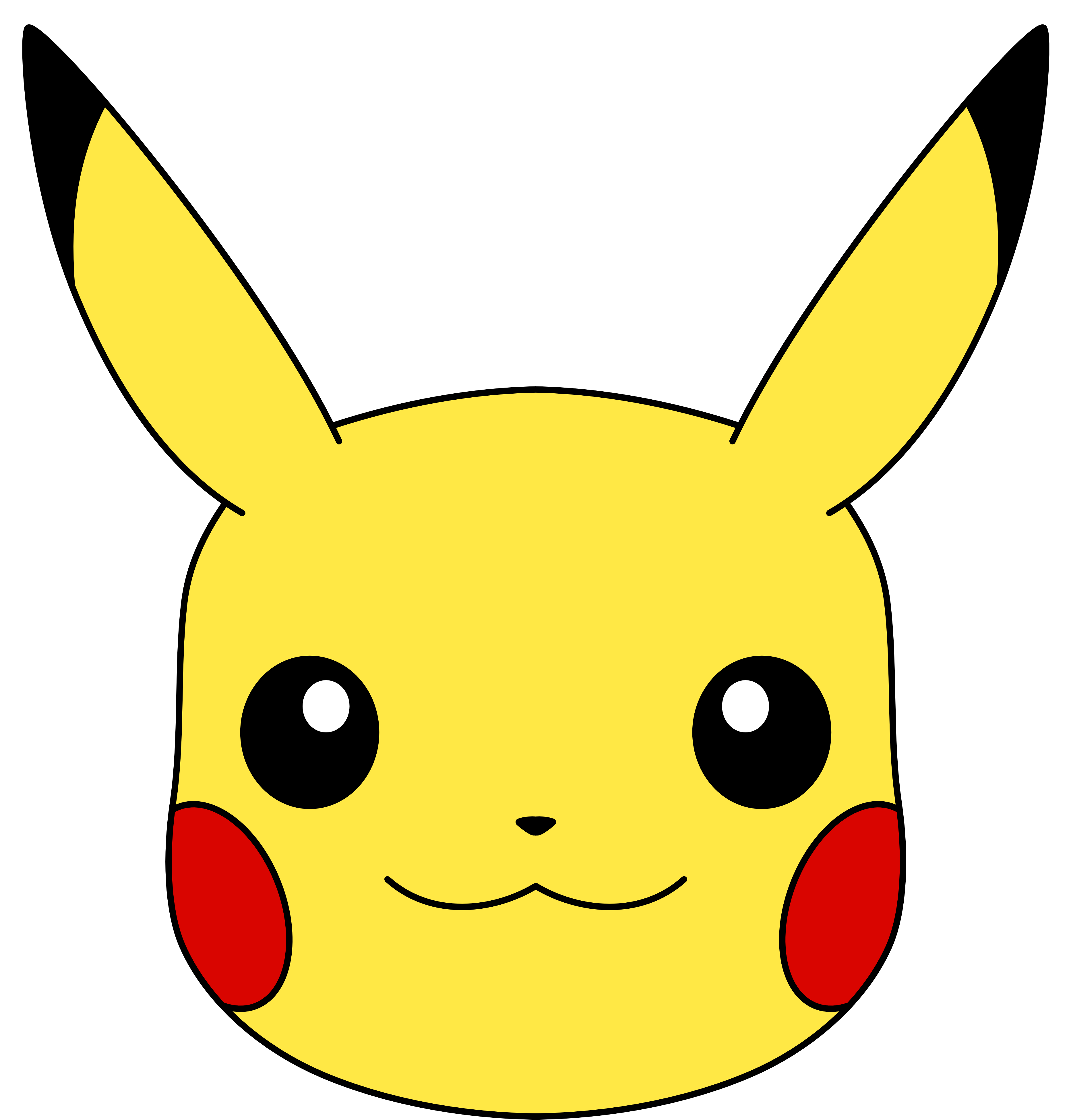 Opikachu clipart clip download Pikachu Clipart to printable to – Free Clipart Images clip download