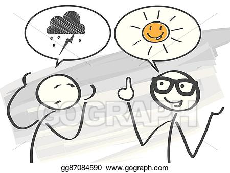 Optomism clipart