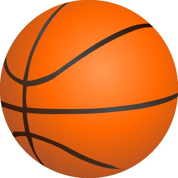 Orange basketball clipart svg library Orange Basketball Clip Art at Clker.com - vector clip art online ... svg library