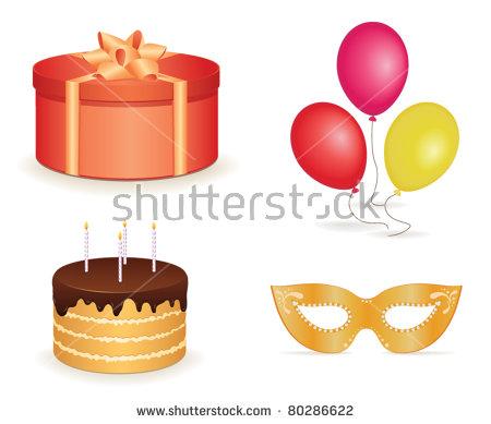Orange birthday cake clipart clipart freeuse library Orange Birthday Cake Stock Images, Royalty-Free Images & Vectors ... clipart freeuse library