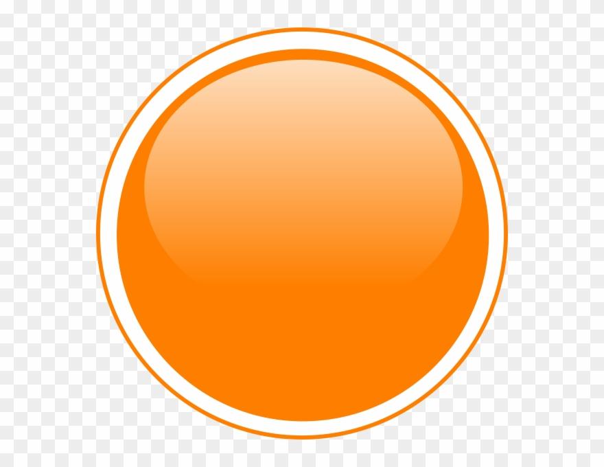 Round clipart image library Orange Round Button Png Clipart (#782330) - PinClipart image library