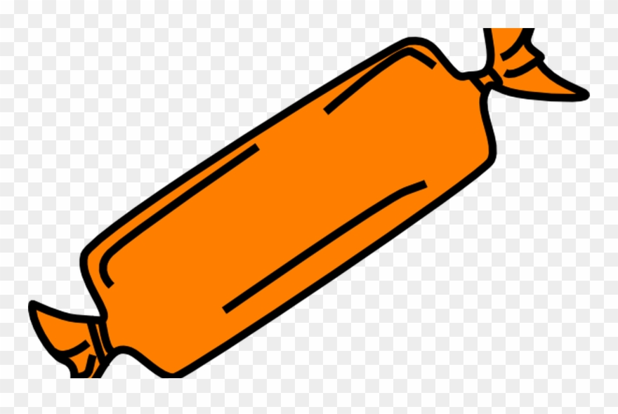 Orange candy clipart image freeuse stock Orange Candy Bar Clip Art At Clkercom Vector Clip Art ... image freeuse stock