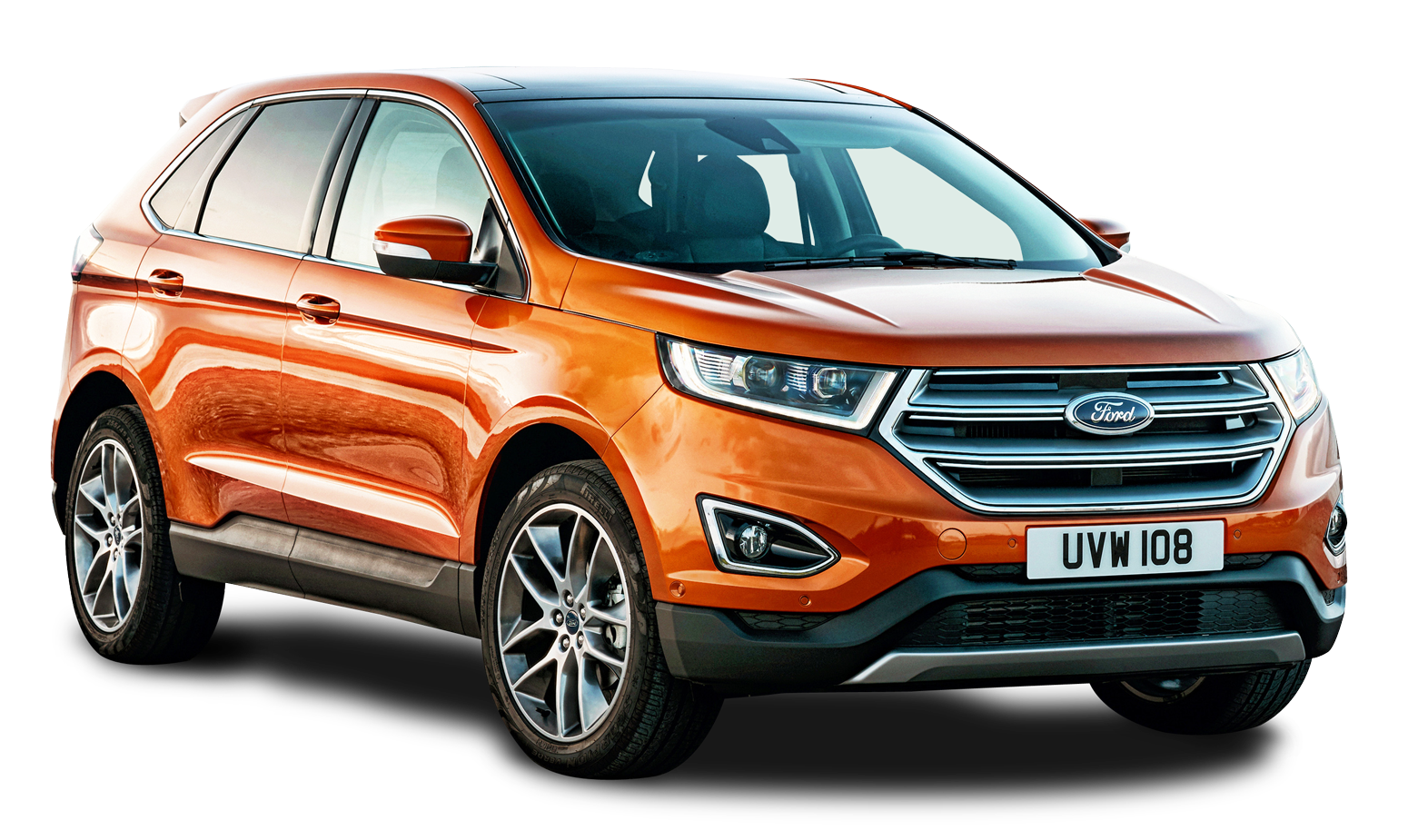 Orange car clipart clip art free stock Ford Edge Orange Car PNG Image - PurePNG | Free transparent CC0 PNG ... clip art free stock