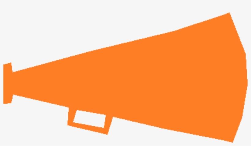 Orange cheer pom clipart clip library Cheerleading Megaphone Download Pom-pom Document - Orange Megaphone ... clip library