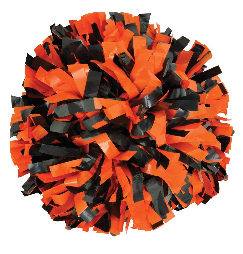 Orange cheer pom clipart png Free Cheerleading Pom Poms, Download Free Clip Art, Free Clip Art on ... png