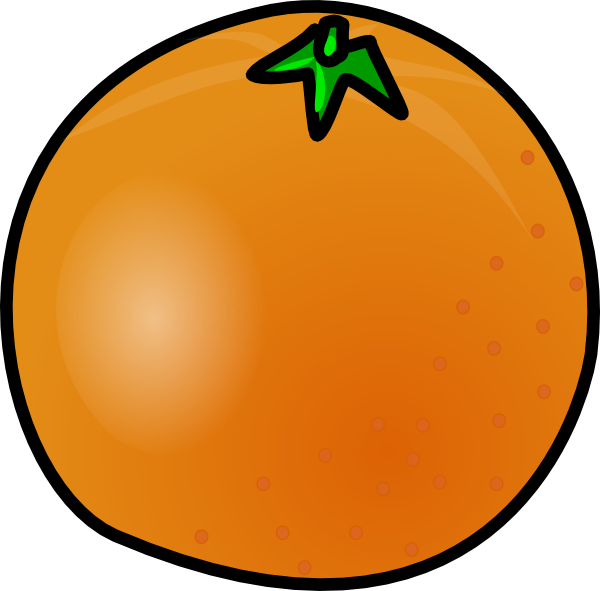 Orange free clipart clipart freeuse Orange Clip Art Free | Clipart Panda - Free Clipart Images clipart freeuse