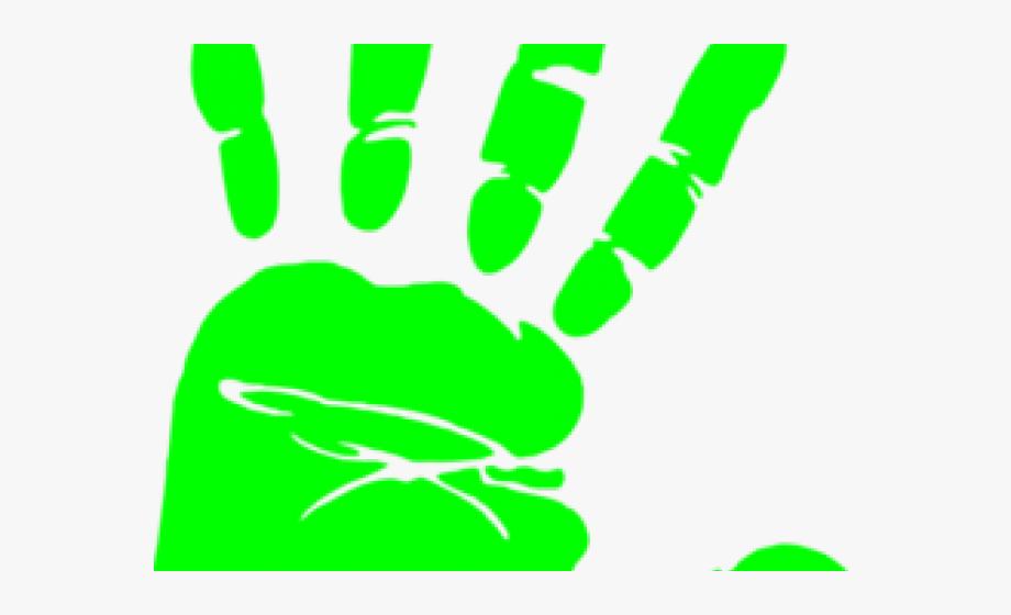 Orange handprint clipart graphic royalty free stock Handprint Clipart Green - Orange Hand Print #591531 - Free Cliparts ... graphic royalty free stock