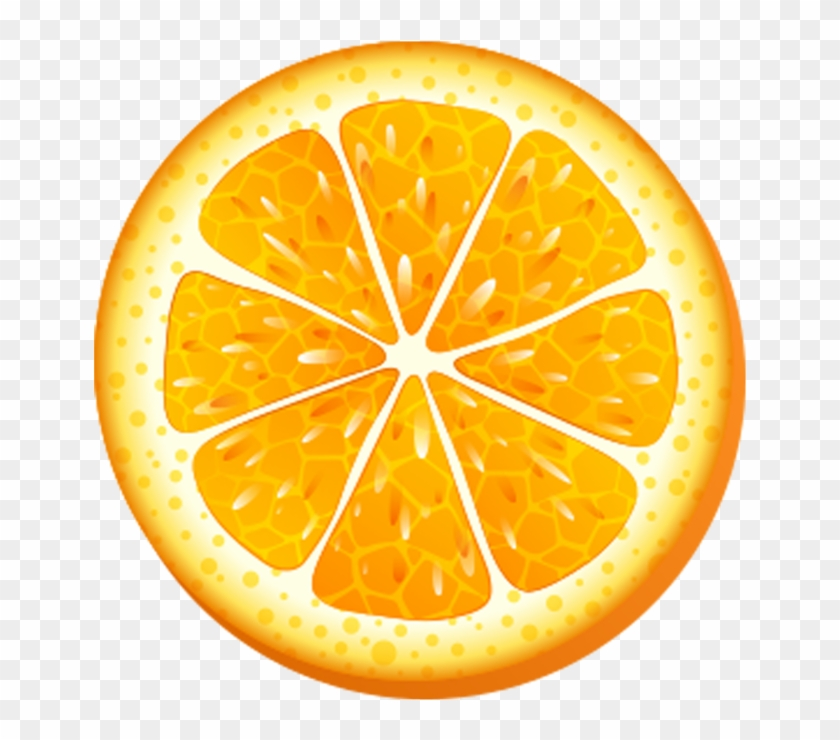 Orange sliced clipart clip art royalty free Orange Slice Png Clip Art Transparent Image - Portable ... clip art royalty free