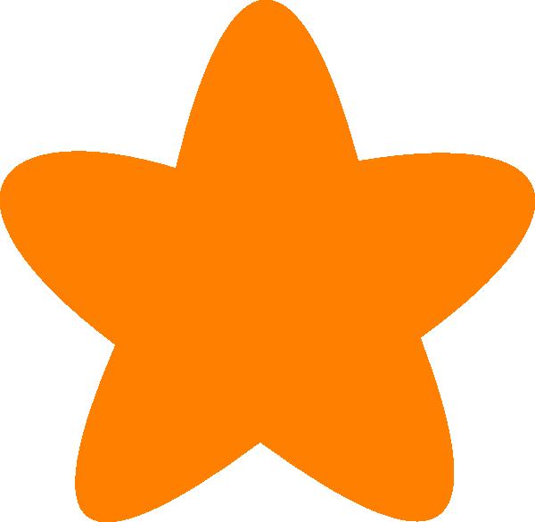 Orange star clipart banner free stock Highlight Star Clip Art at Clker.com - vector clip art online ... banner free stock