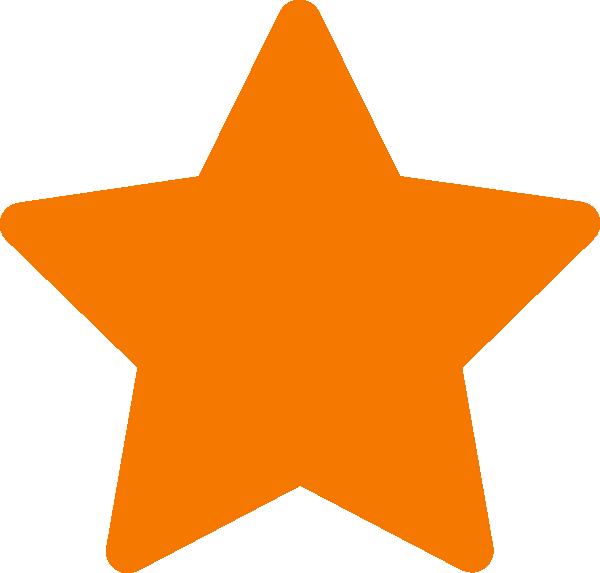 Orange star clipart clip free download Star Clip Art at Clker.com - vector clip art online, royalty free ... clip free download
