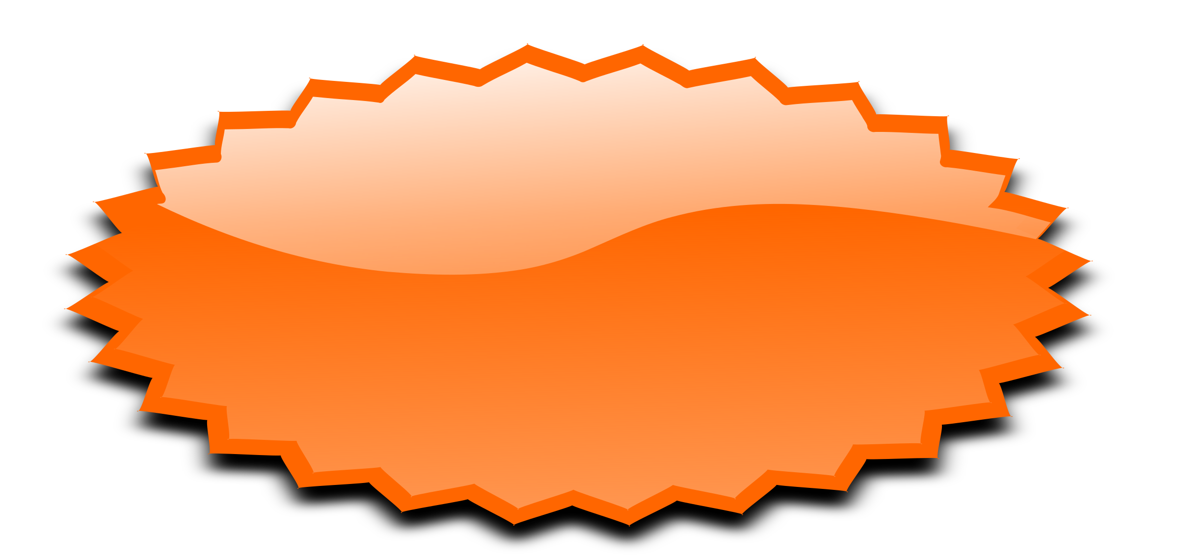 Orange star vector clipart banner freeuse Stars 10 Icons PNG - Free PNG and Icons Downloads banner freeuse
