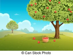 Orchards clipart vector library stock Orchard Clipart Free & Free Clip Art Images #15624 - Clipartimage.com vector library stock