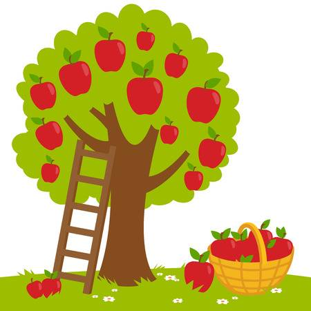 Orchards clipart jpg free Apple Orchard Clipart (106+ images in Collection) Page 2 jpg free