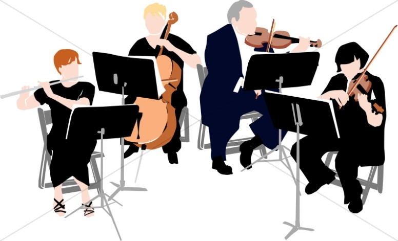 Musicians cliparts image library library Orchestra Clipart | Free download best Orchestra Clipart on ... image library library