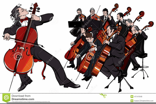 Orchestras clipart graphic free String orchestra clipart 1 » Clipart Portal graphic free