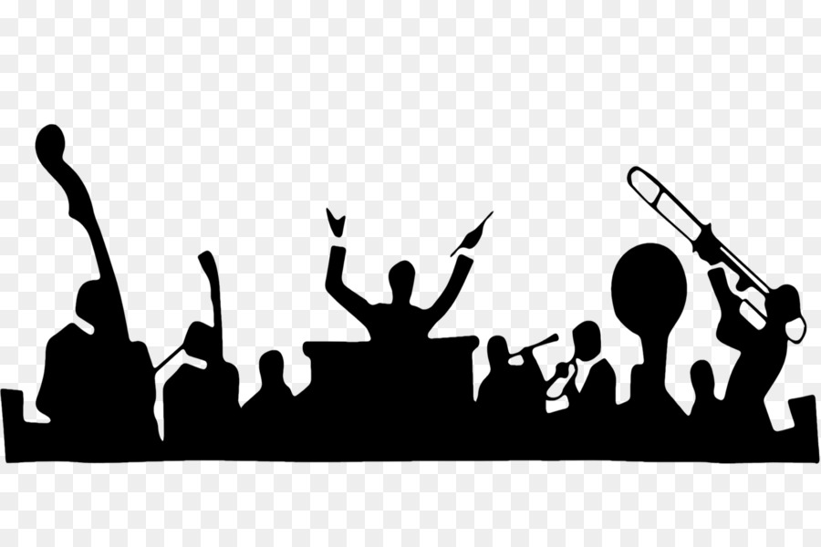 Orchestras clipart clipart royalty free stock Group Of People Background clipart - People, Black, Text ... clipart royalty free stock