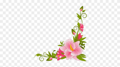 Orchid border clipart png royalty free download Download Free png Download Free png Pin Orchid Clipart ... png royalty free download
