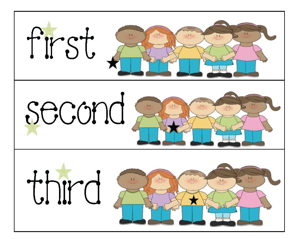 Ordinal numbers 1 10 clipart banner transparent download 17 Best ideas about Ordinal Numbers on Pinterest | Worksheets ... banner transparent download