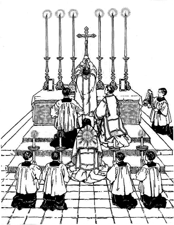 """Ordinary form of the roman rite clipart clip art freeuse Offerimus Tibi Domine: """"Customs are generally unselfish. Habits are ... clip art freeuse"""