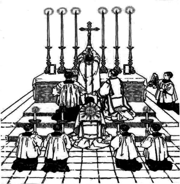 Ordinary form of the roman rite clipart svg transparent stock Latin Mass | St. Michael Catholic Church svg transparent stock