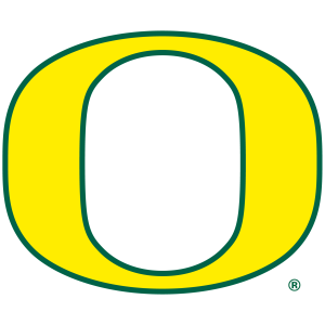 Library of oregon ducks logo clipart library library png ...