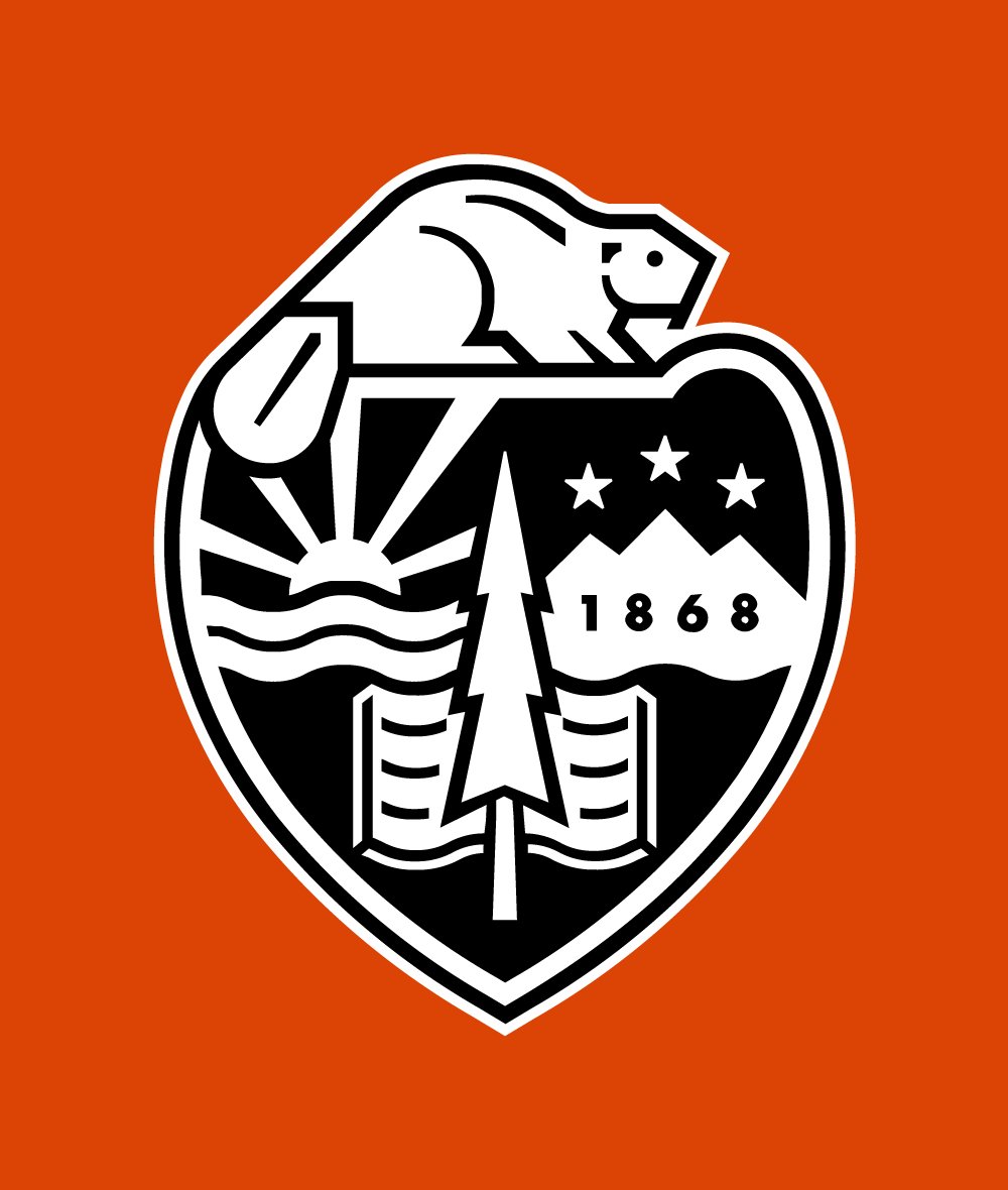 Oregon state university clipart vector free stock New Logo and Identity for Oregon State University by Pentagram ... vector free stock