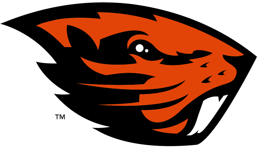 Oregon state university clipart clipart freeuse download Oregon State Beavers - Pretty simple and great design   Sports ... clipart freeuse download