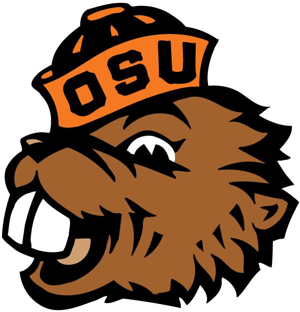 Oregon state university clipart banner library download Oregon State Beavers Logo   Animals-Art,Charts,&Gifts   Beaver logo ... banner library download