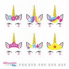 Orejas de unicornio clipart banner free Resultado de imagen para orejas y cuerno de unicornio en pdf para ... banner free
