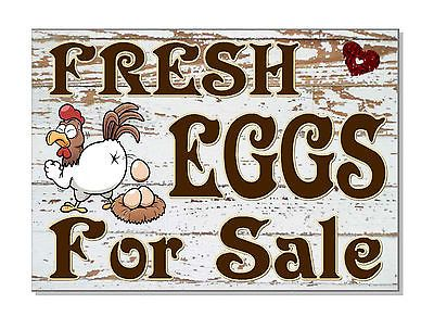 Organic eggs for sale clipart jpg royalty free library FRESH EGGS FOR SALE Sign Plaque OUTDOOR selling eggs chicken hen ... jpg royalty free library