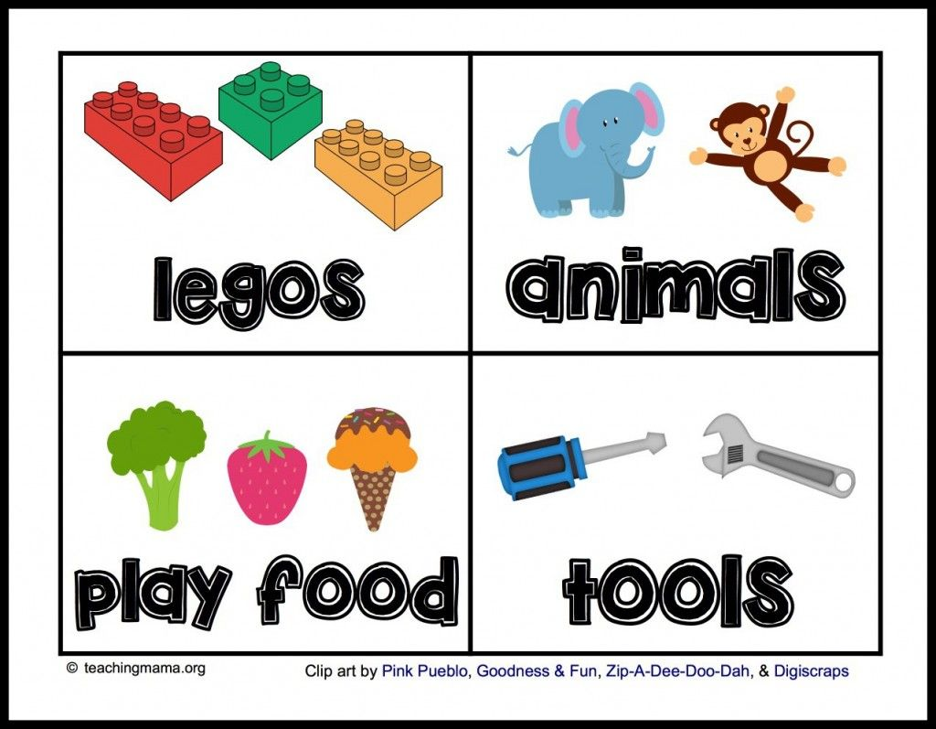 Organized toy room clipart royalty free library Toy Room Organization & Free Toy Bin Labels | Closet | Toy ... royalty free library