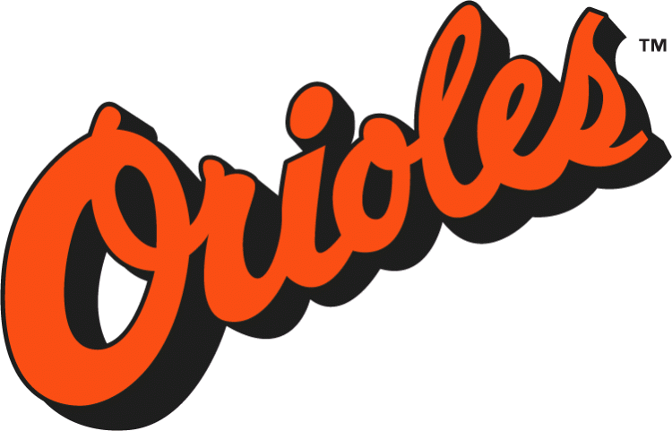 Orioles baseball clipart vector free stock File:Baltimore Orioles wordmark 1988 to 1994.png - Wikimedia Commons vector free stock