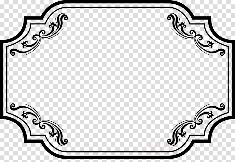 Ornament frame clipart png download Love Background Frame clipart - Ornament, Rectangle, Line ... png download