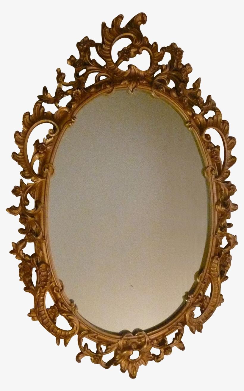 Ornate mirror clipart transparent background png royalty free stock Transparent Mirror Ornate - Mirror With Transparent ... royalty free stock