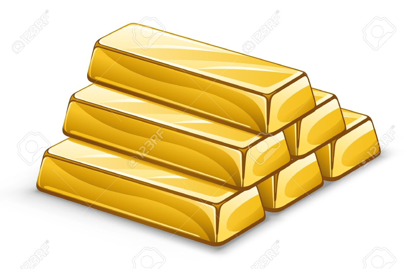 Oro clipart svg black and white Goldbarren clipart 5 » Clipart Station svg black and white