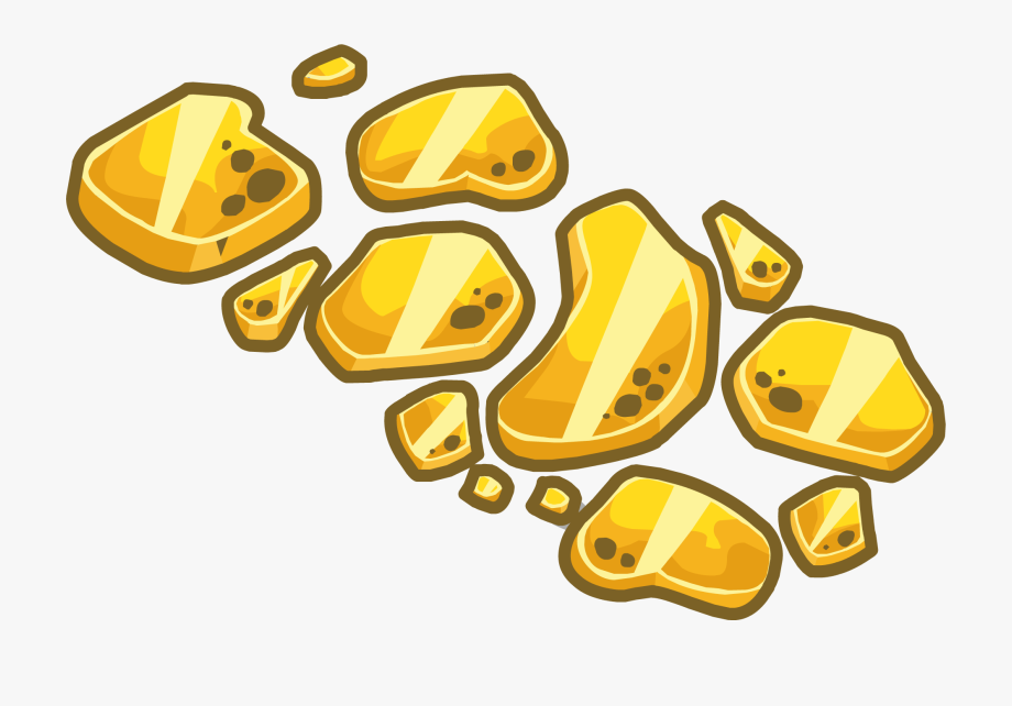 Oro clipart vector freeuse stock Gold Club Penguin Wiki Fandom Powered By - Oro Club Penguin ... vector freeuse stock
