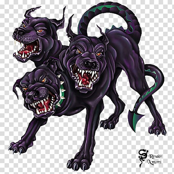 Orthrus clipart graphic freeuse library Hades Zeus Cerberus Greek mythology Hellhound, others ... graphic freeuse library