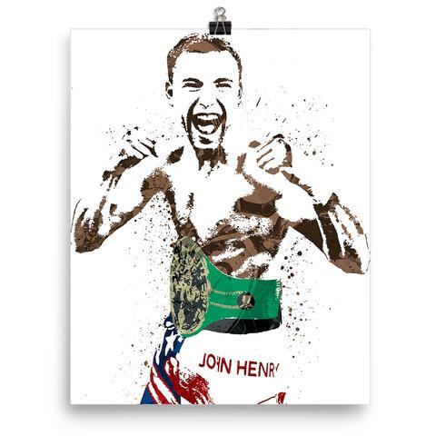 Oscar de la hoya clipart graphic transparent download Oscar De La Hoya Boxing Poster graphic transparent download