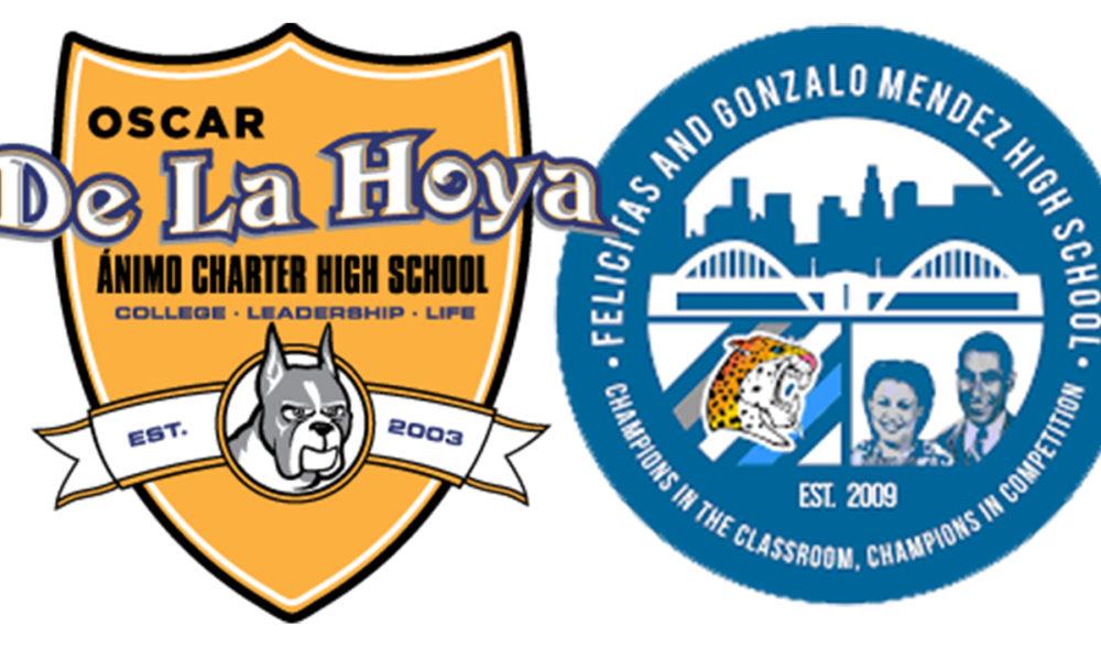 Oscar de la hoya clipart picture free download East L.A.\'s Next Big Hoops Rivalry: Oscar De La Hoya Animo ... picture free download