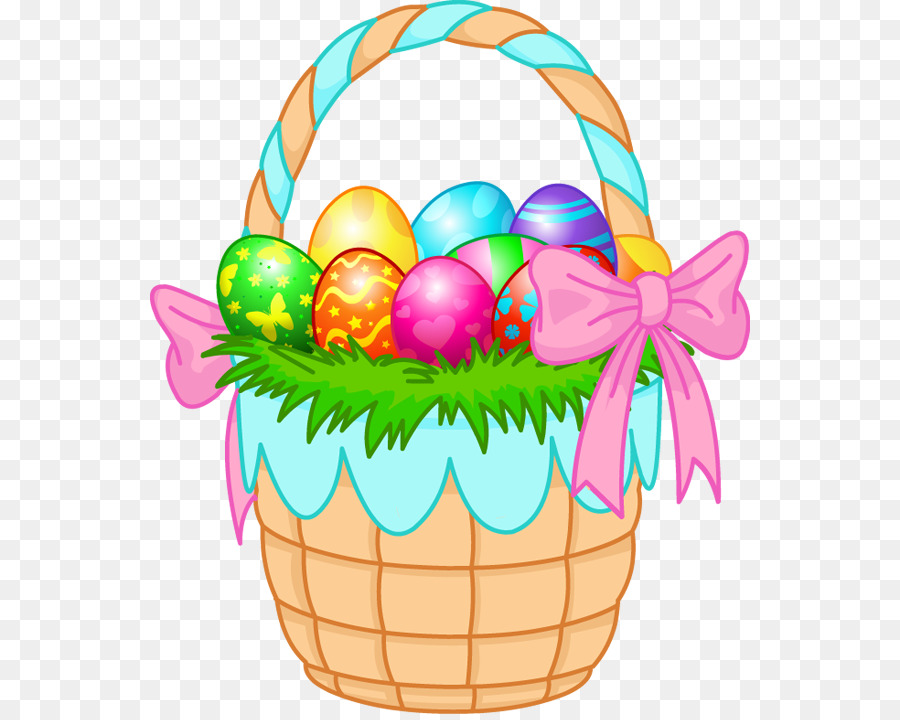 Ostern clipart clip library library Osterhase Ostern Korb mit clipart - Kirche Ostern Cliparts ... clip library library