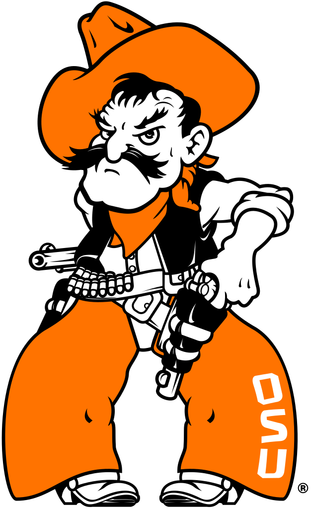 Osu football clipart image library Pistol Pete Desktop Sculpture – Icon Artworks image library