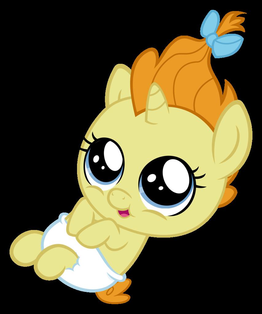 Our little pumpkin clipart clip art free 1137633 - artist:sollace, cute, diaper, foal, pony, pumpkin cake ... clip art free