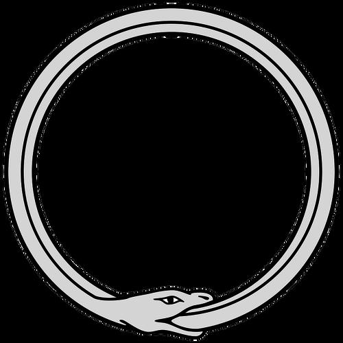 Ouroboros vector clipart png transparent stock Ouroboros vector drawing | Public domain vectors png transparent stock