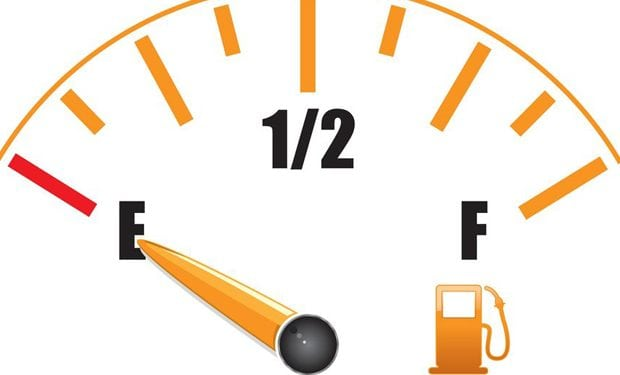 Out of gas clipart jpg transparent library Out of Gas - Car Maintenance Simplified - Pedals and Pumps jpg transparent library