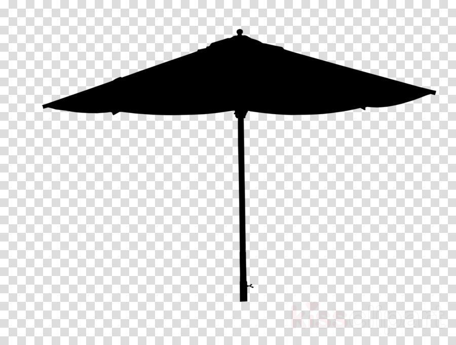 Outdoor umbrella clipart free black and white